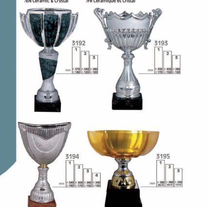 Trofeo de Cerámica