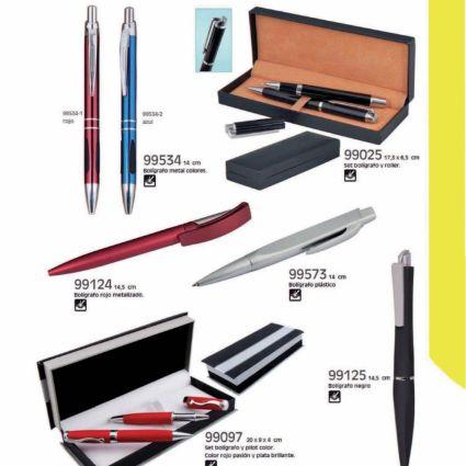 Bolígrafos Linea P