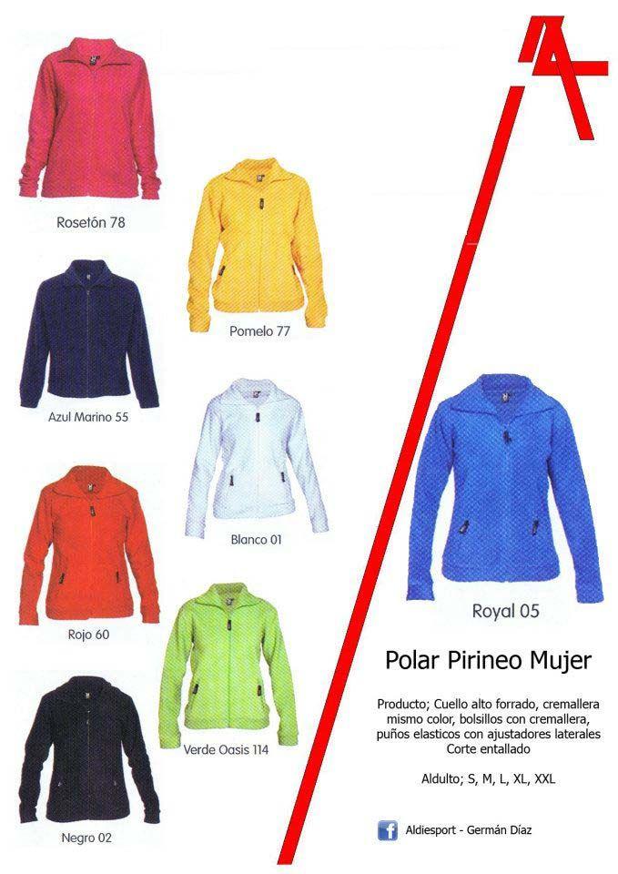 38c31b606aa49 Forro Polar Mujer - Polares -    ALDIESPORT TORRENT