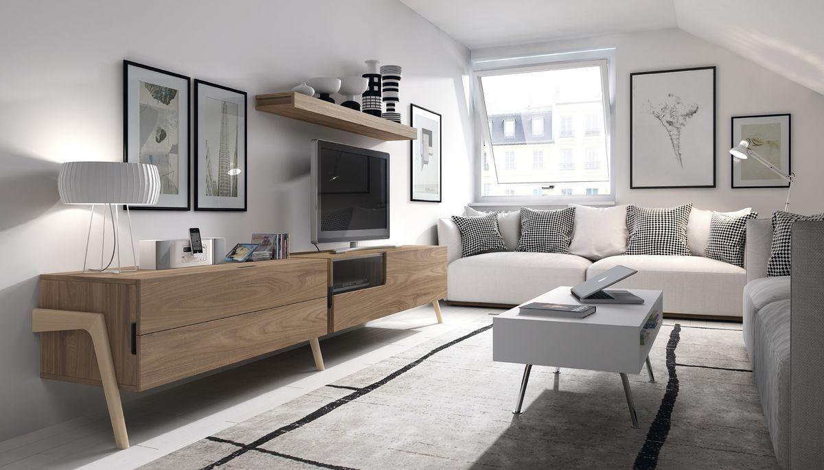 Salon modern evintage ~ Solutions pour la décoration intérieure de ...