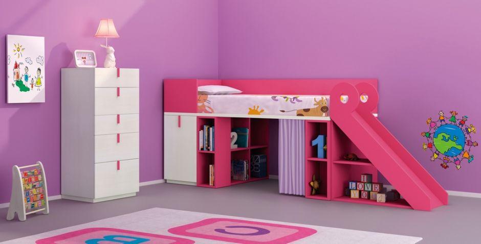 Tienda muebles tienda dise o tienda decoraci n tienda - Camas con tobogan para ninos ...