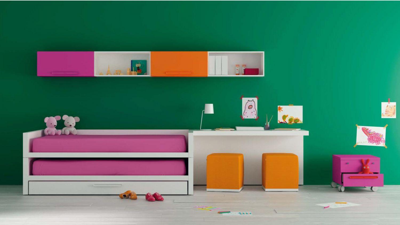 Дизайн мебель для детской
