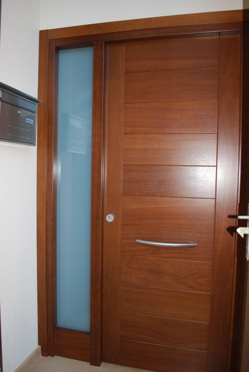 Estudio 2 o muebles cocinas ba os armarios carpinter a - Puertas para viviendas ...